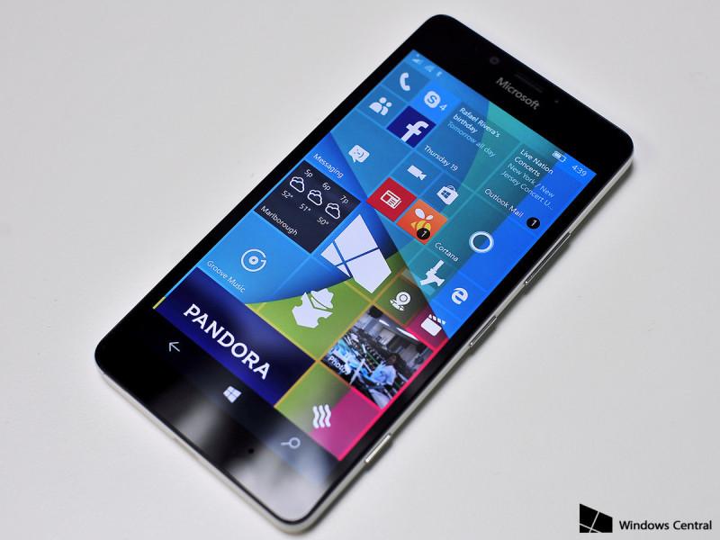 Lumia 650, debutto il prossimo 1 di febbraio
