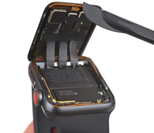 Apple Watch Serie 3 iFixit