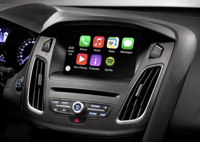 ford 2016 con carplay e android auto tom 39 s hardware. Black Bedroom Furniture Sets. Home Design Ideas