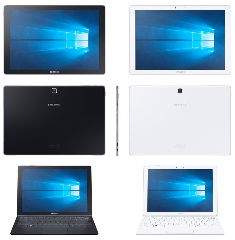 galaxy tabPRO s windows 10
