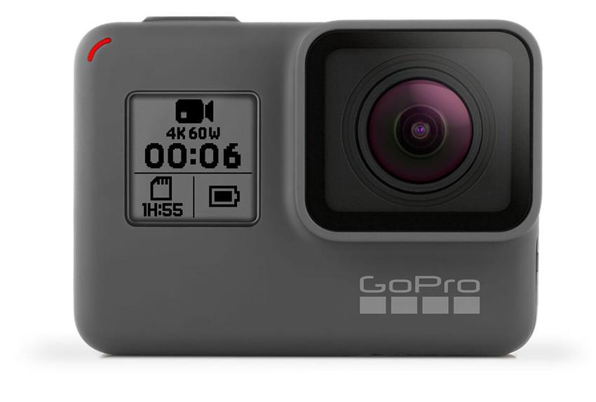 GoPro Hero 6 Black ufficiale, specifiche e prezzi