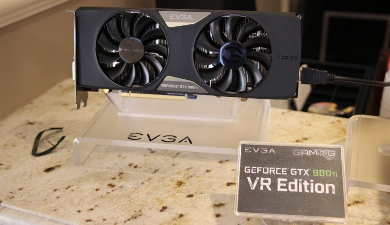 EVGA GTX 980 Ti VR Edition 01