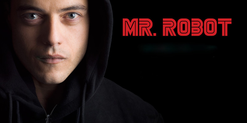 Mr  Robot Key Art