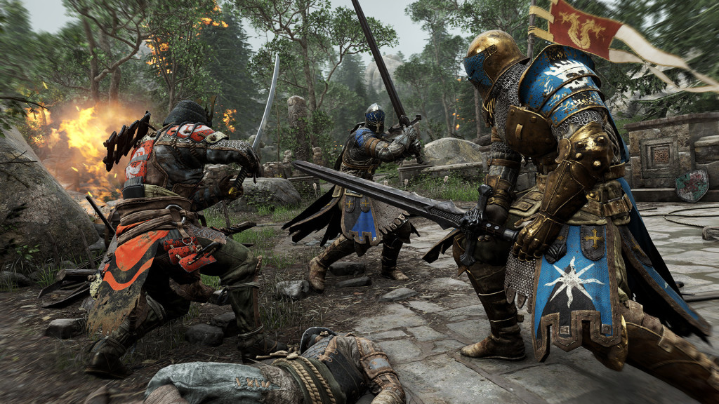 For Honor singleplayer