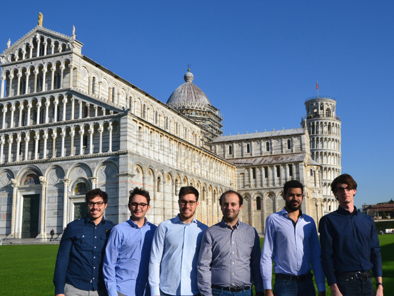 Team Photo   Hyperloop Team Pisa