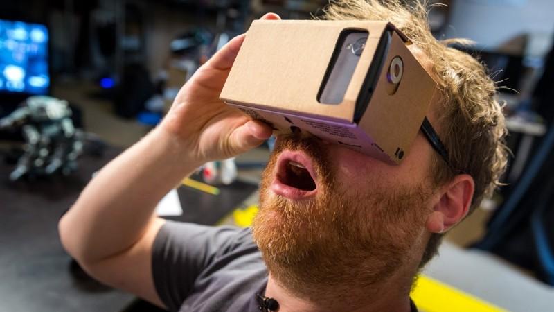 Google: nuova divisione per la realtà virtuale