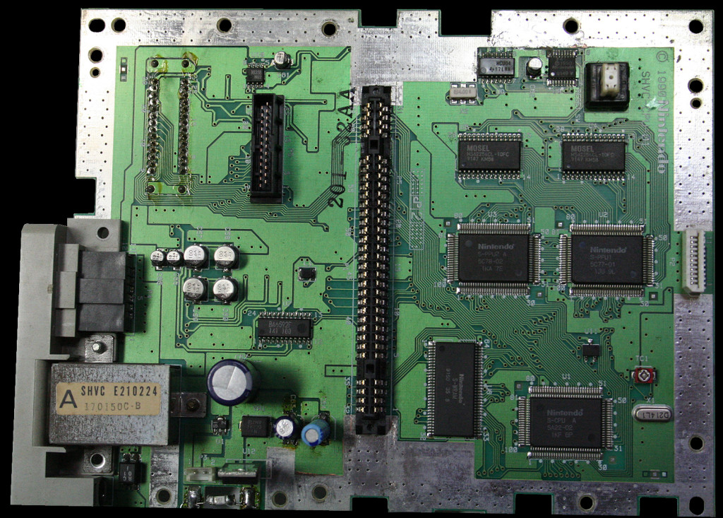 snes original inside