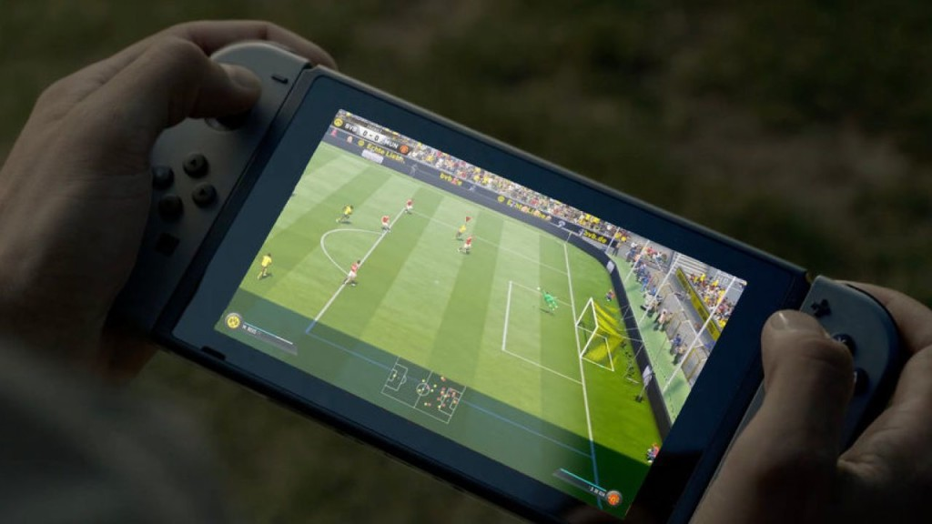 fifa 18 per nintendo switch si mostra brevemente in uno spot tv v3 284975 1280x720