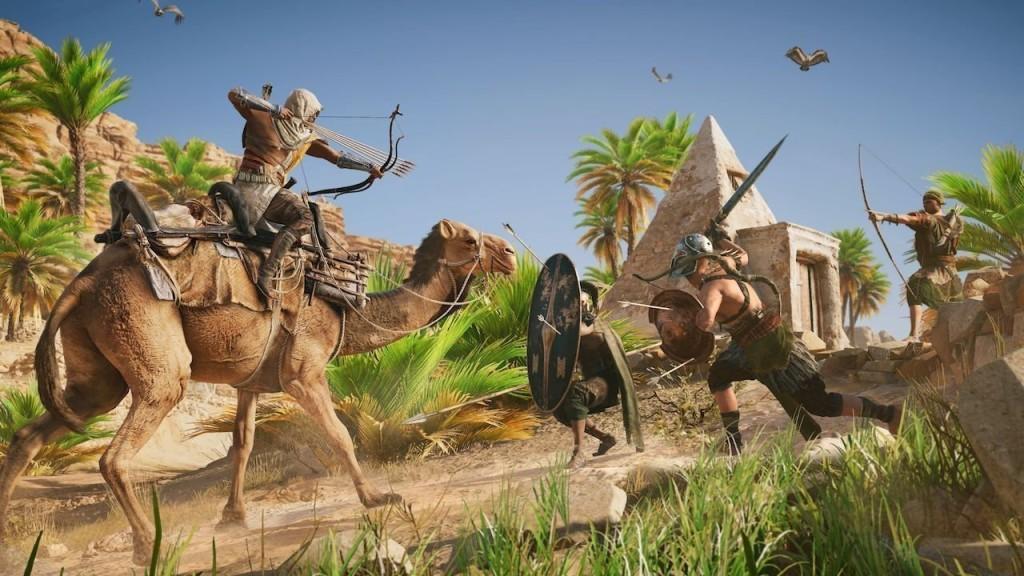 Anche Assassin's Creed Origins avrà le microtransazioni? - Tom's Hardware