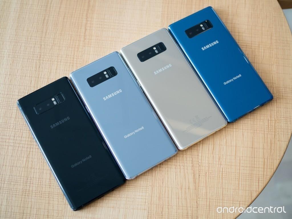 9a7f0d93695d Galaxy Note 8, deludente il primo mese di vendite in Italia ...