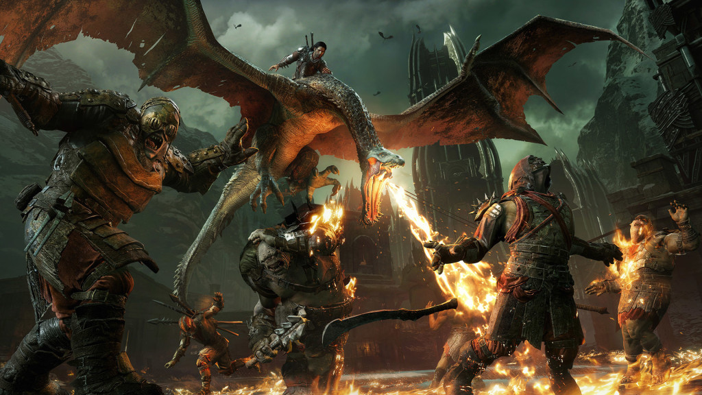 middle earth Shadow of war screen3