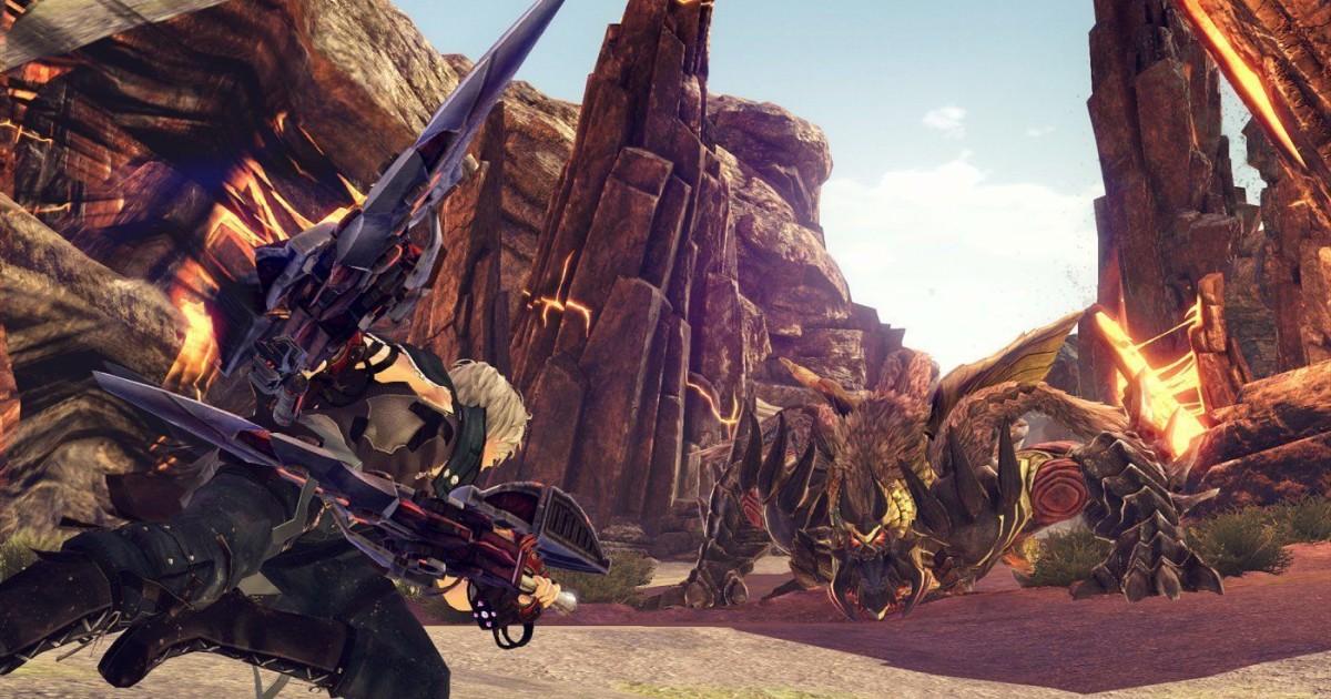 God Eater 3 annunciato, si mostra nelle prime immagini