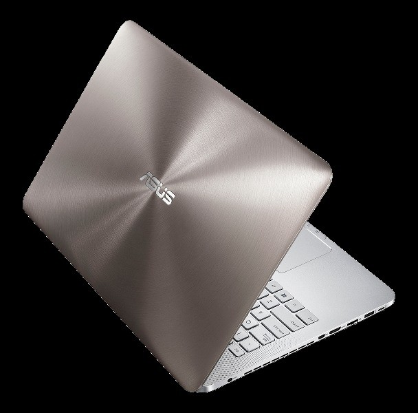 ASUS N552 Sleek and Elegant All aluminum design