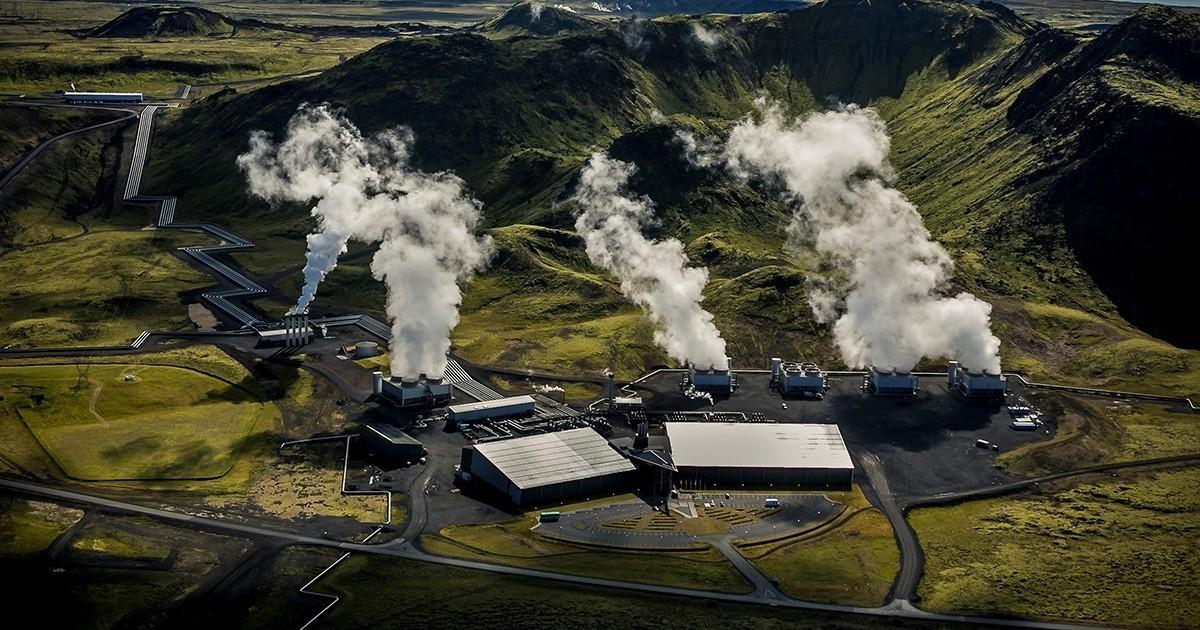"""In Islanda il primo impianto a emissioni di CO2 """"negative"""""""