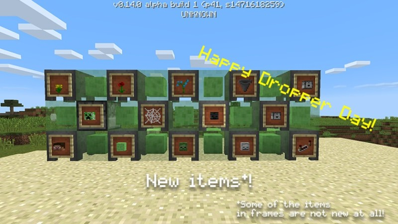 Minecraft 0.14 Pocket Edition