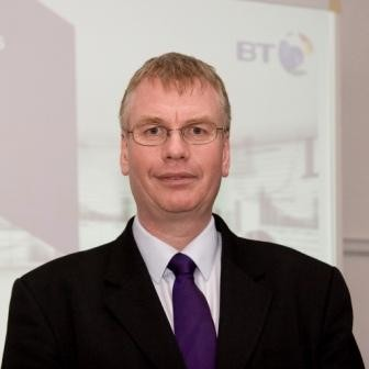 keith langridge vp network services bt global services