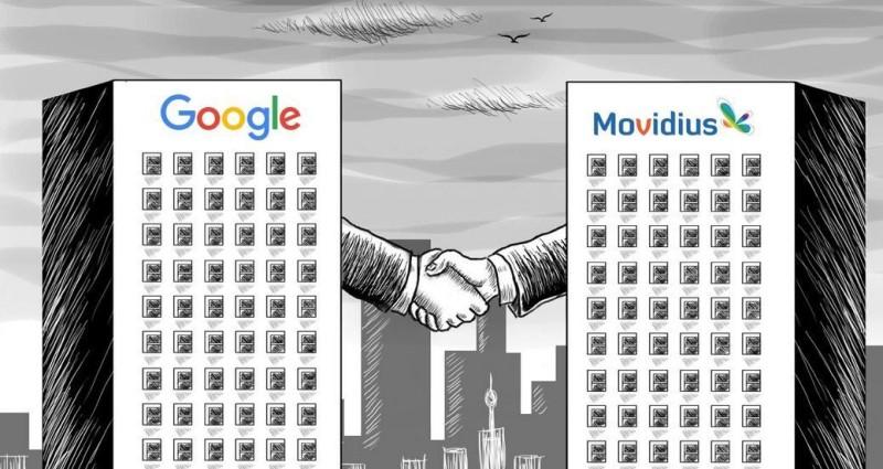 Google lavora al cellulare che riconosce visi e oggetti