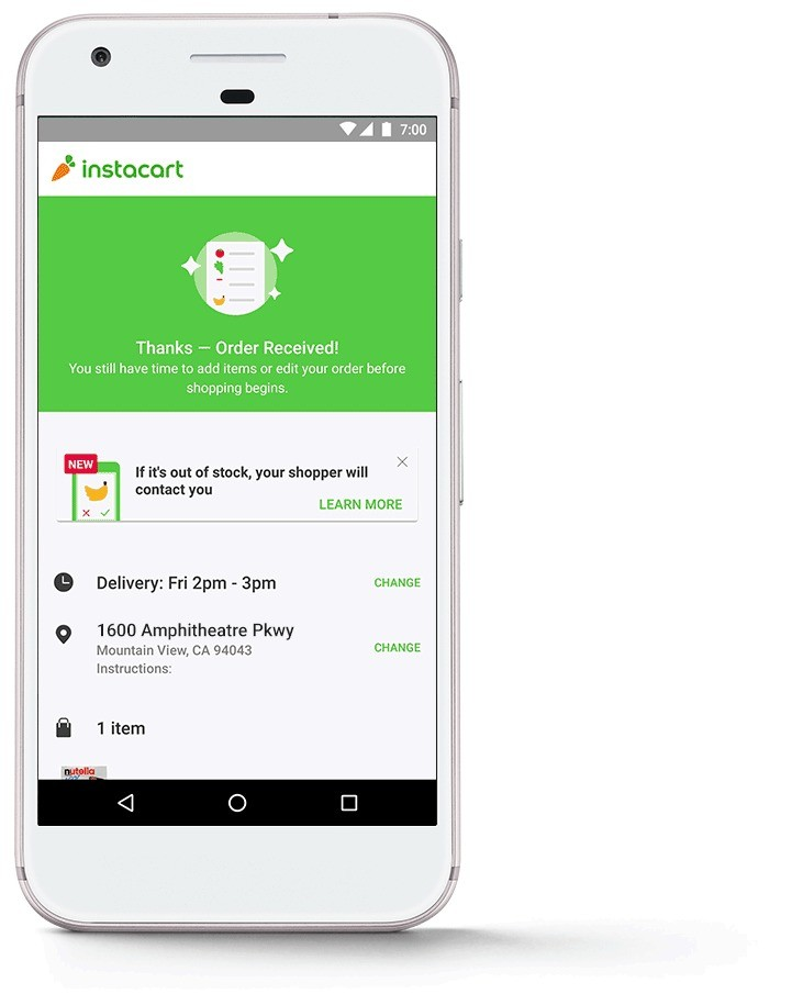 Pay with Google disponibile in alcuni Paesi