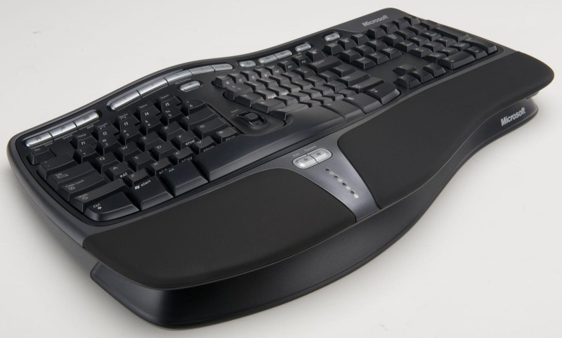 natural ergonomic keyboard 4000 manual