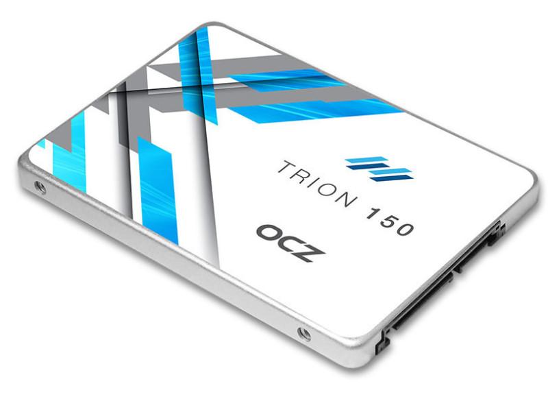 OCZ Trion 150, nuovi SSD con memoria a 15 nanometri