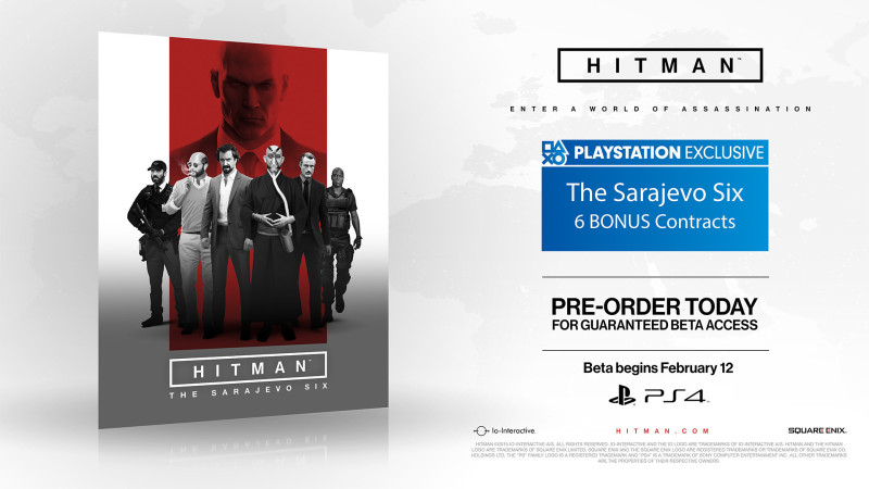 Hitman, la Closed Beta in anteprima su PlayStation 4