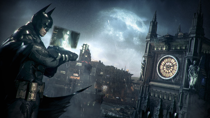Batman Arkham Knight Linux Mac
