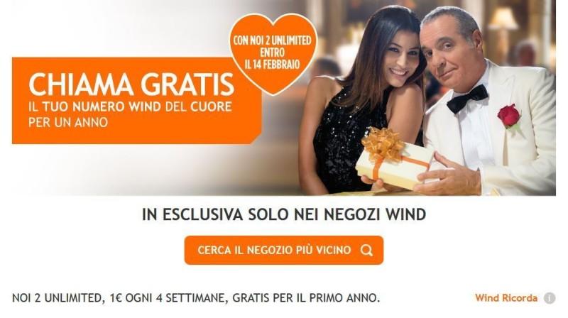 Noi Wind Unlimited Codice