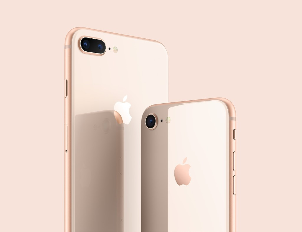 iPhone 8 e 8 PLus 1