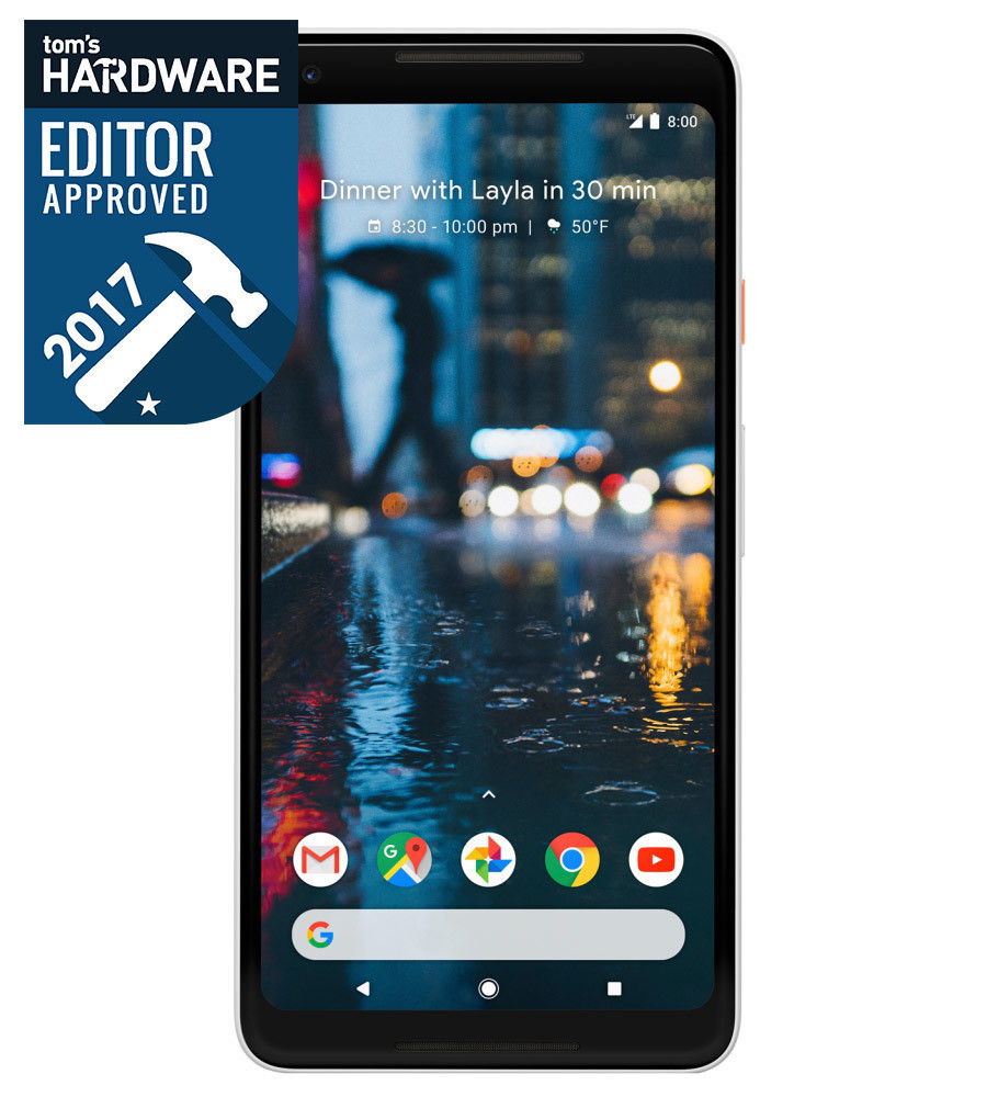 google pixel 2 xl editor approved