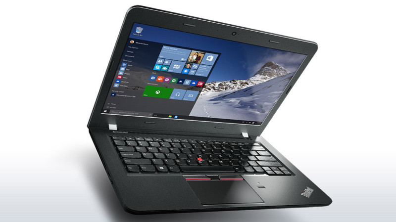 lenovo laptop thinkpad e460 front 2