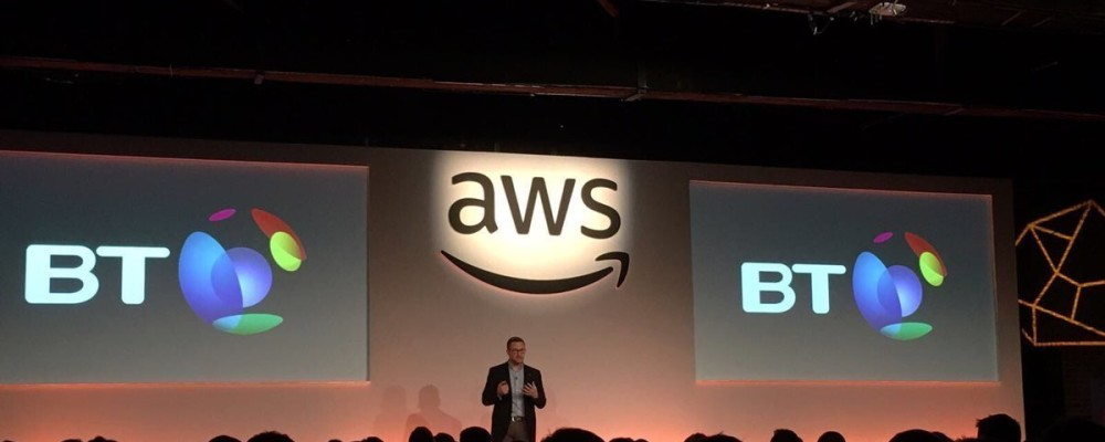 Il Cloud of Clouds di BT evolve con AWS di Amazon
