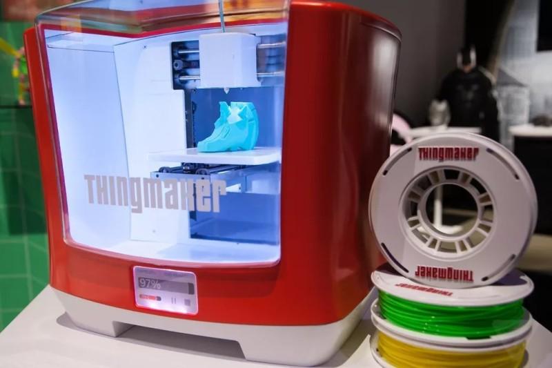 stampante 3D Mattel
