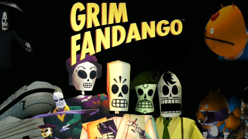 Grim Fandango Remastered a pochi euro con Humble Bundle
