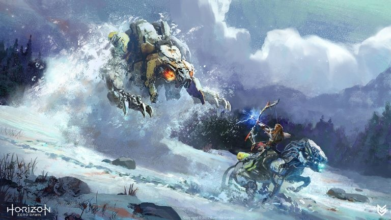 horizon zero dawn art dump 9 768x432