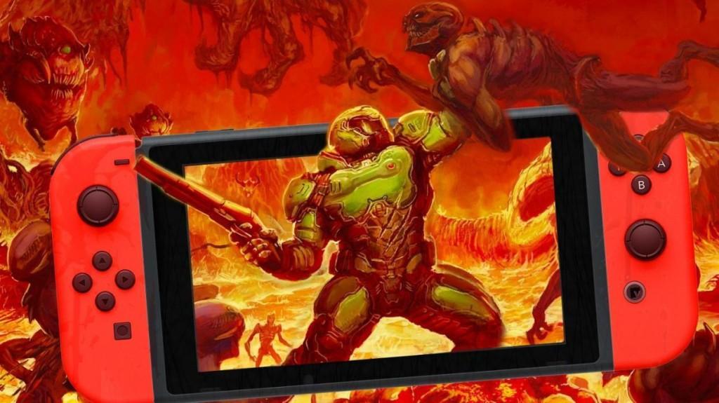 DOOM su Switch, confronto con le versioni PC, PS4 e Xbox One   Game Division