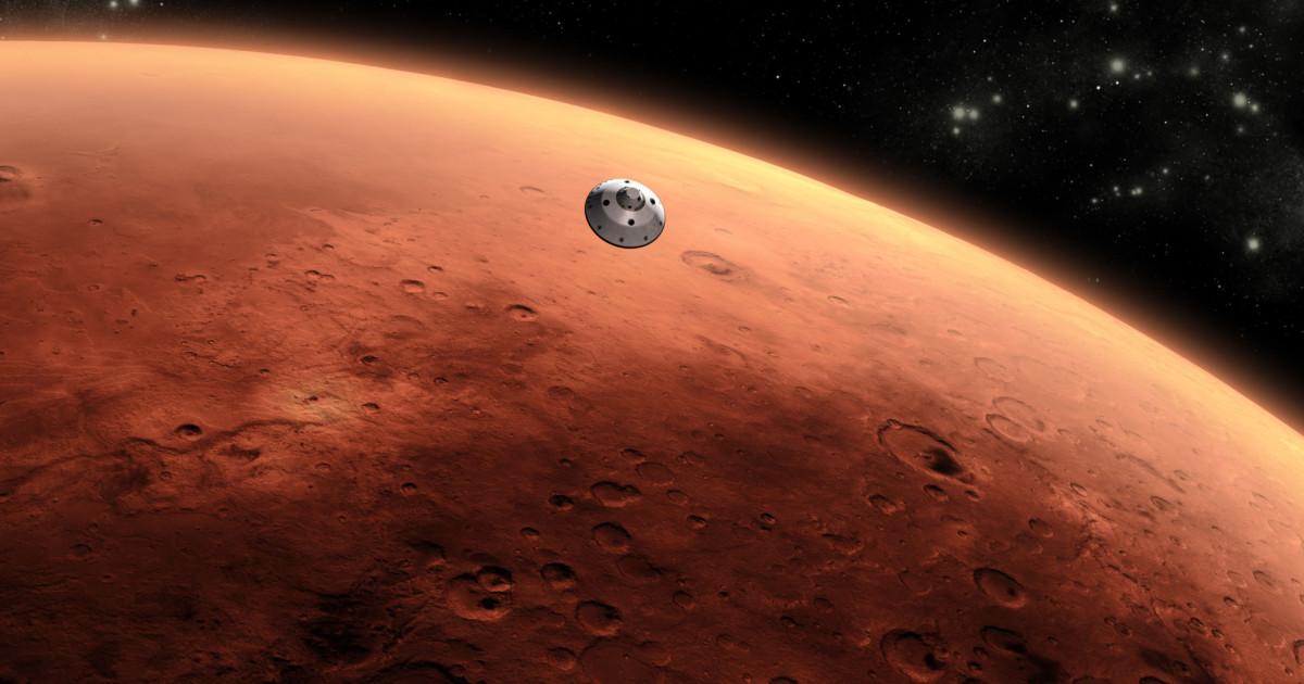 Dalla Terra a Marte in 3 giorni con la propulsione laser