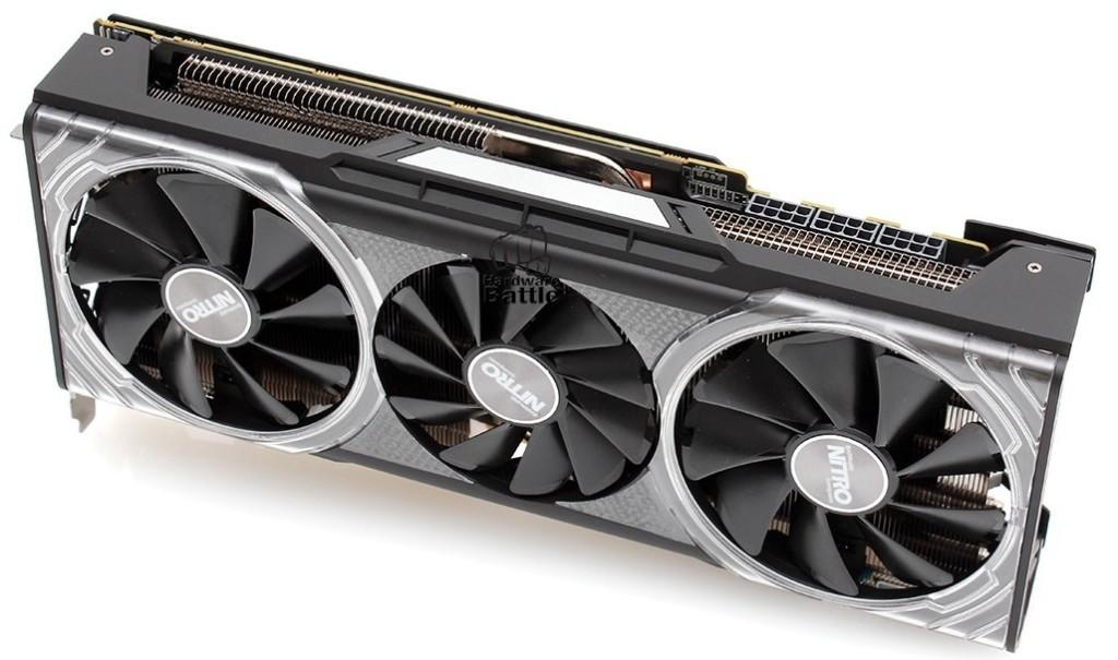Sapphire Radeon RX Vega 64 Nitro ecco le prime immagini