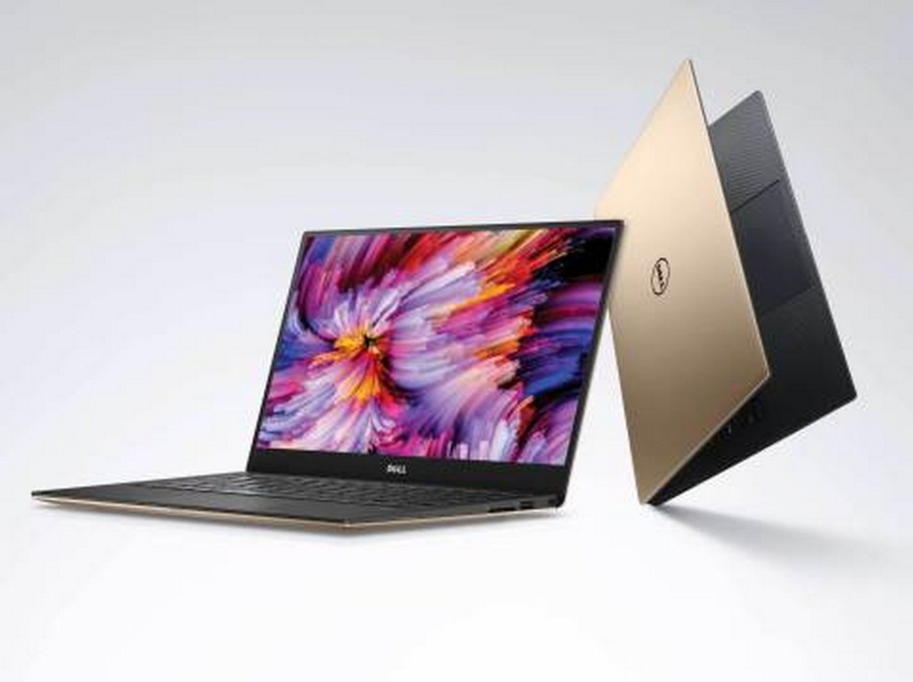 xps 13 rose gold