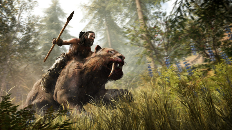 Far Cry Primal su PC, una Titan X per giocare in 4K