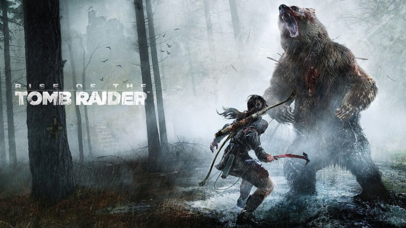 Rise of the Tomb Raider digitale, PC batte Xbox One 3 a 1
