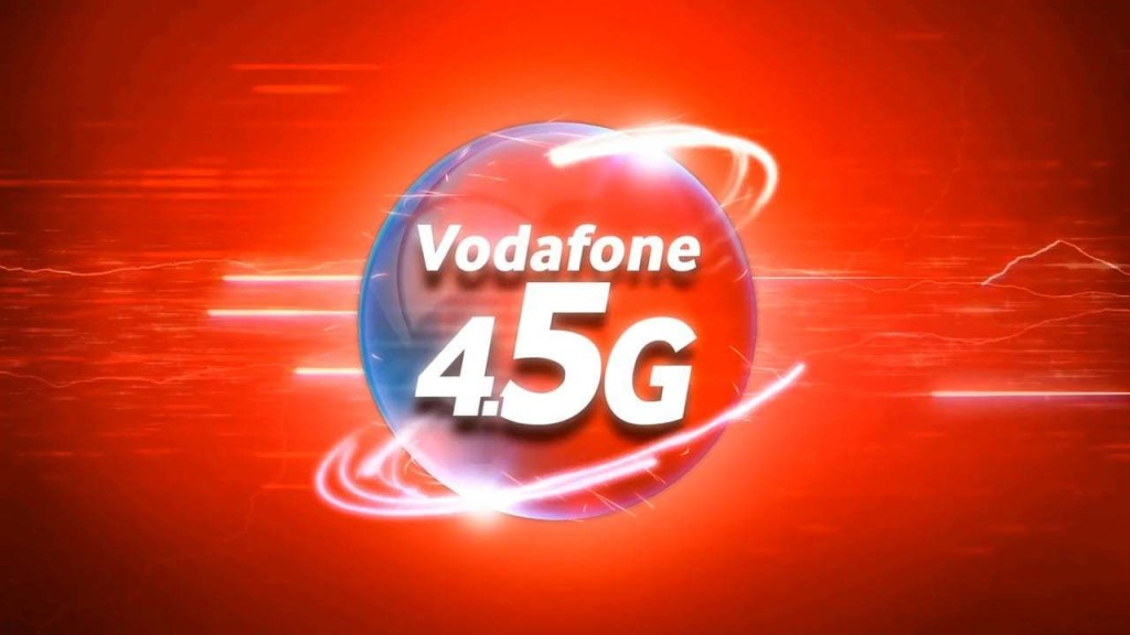 vodafone launches 4 5g network at 800 mbps in italy