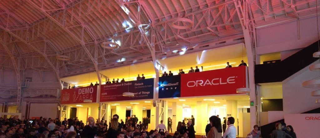 Oracle Demo area