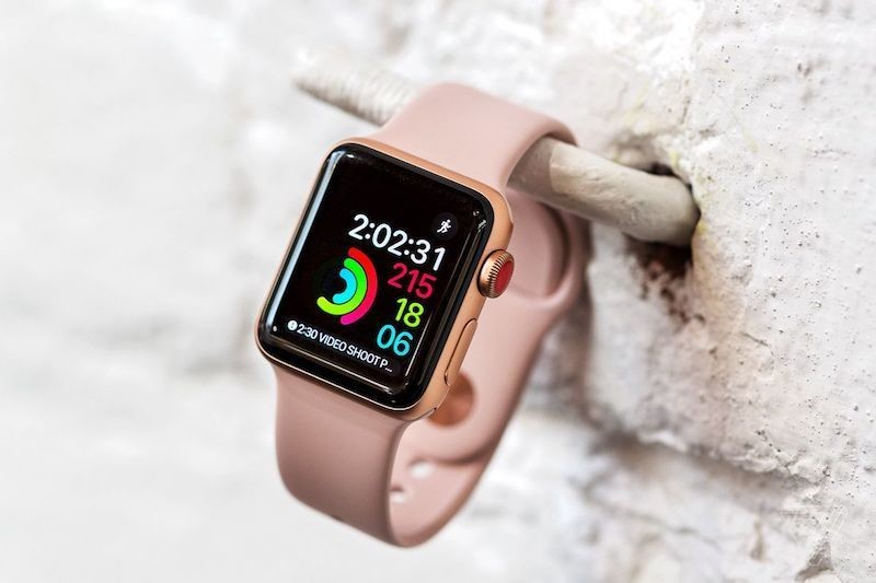 apple watch series 3 verge