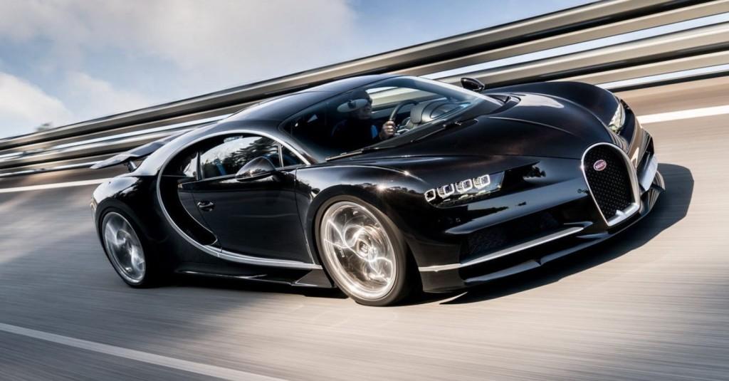 Bugatti Chiron, l'hypercar definitiva - Tom's Hardware