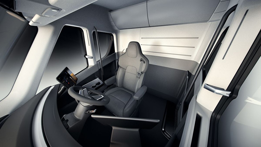 Semi Interior Overview