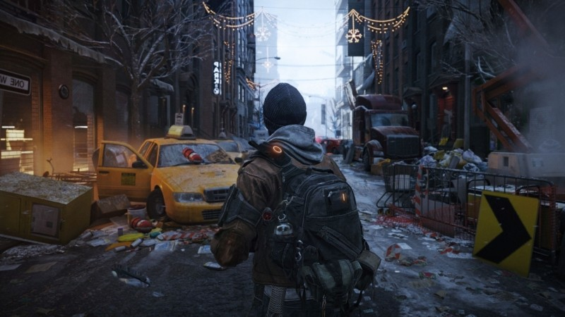 The Division winter