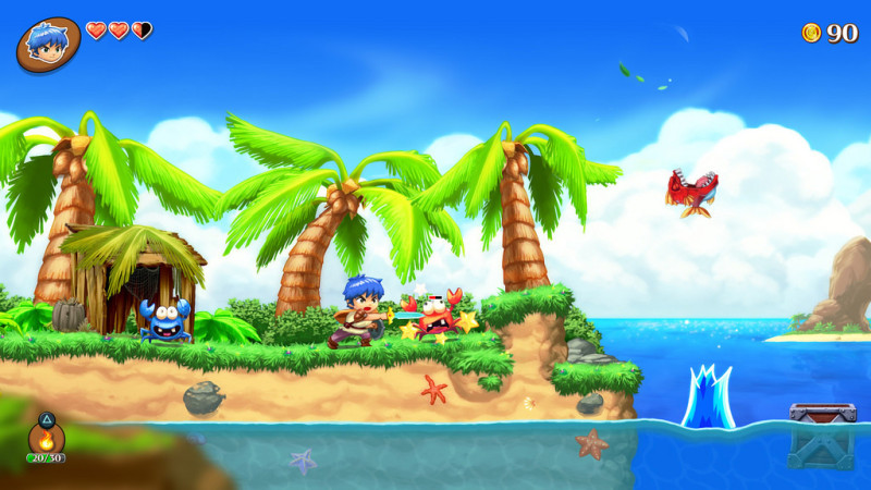 Monster Boy gameplay