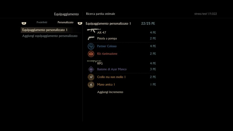 Uncharted 4 beta multiplayer   Equipaggiamento