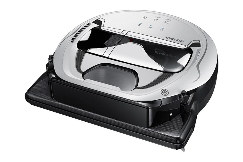 Le aspirapolveri Samsung POWERbot con il design di Star Wars