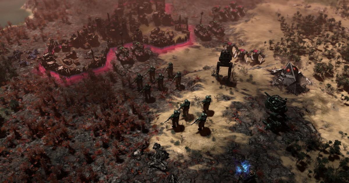 Warhammer 40.000 Gladius Relics of War, ecco il nuovo RTS